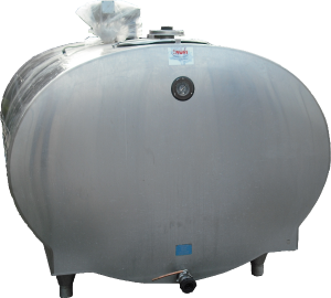 Mueller Milchkühltank Modell O-900